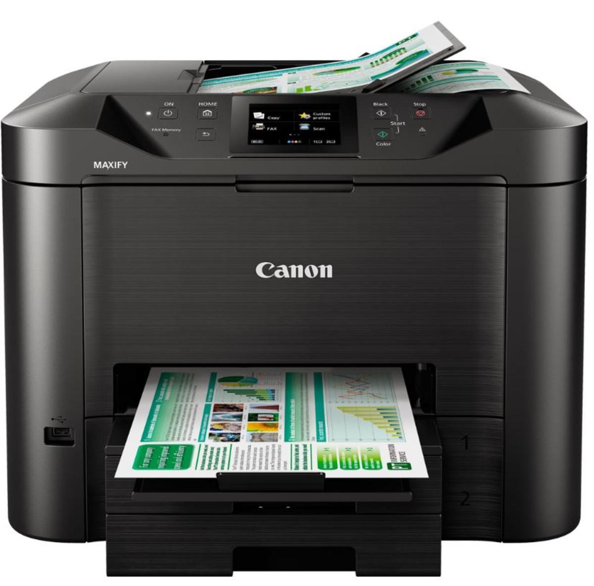 Canon Maxify MB5460 Inkjet Printer