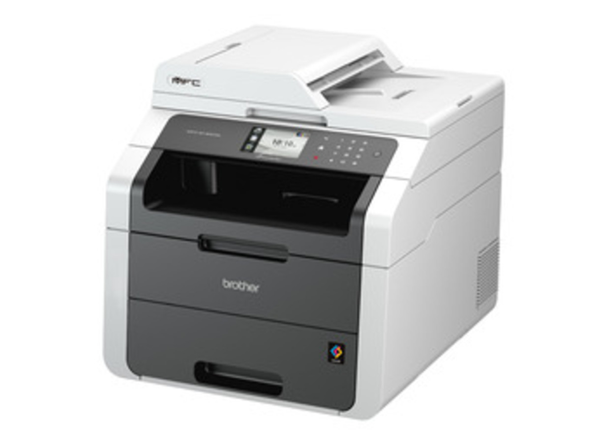 Brother MFC-9140CDN Laser Printer