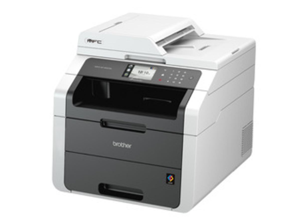Brother MFC-9140CDN Laser Printer