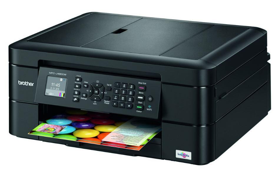 Brother MFC-J480DW Inkjet Printer