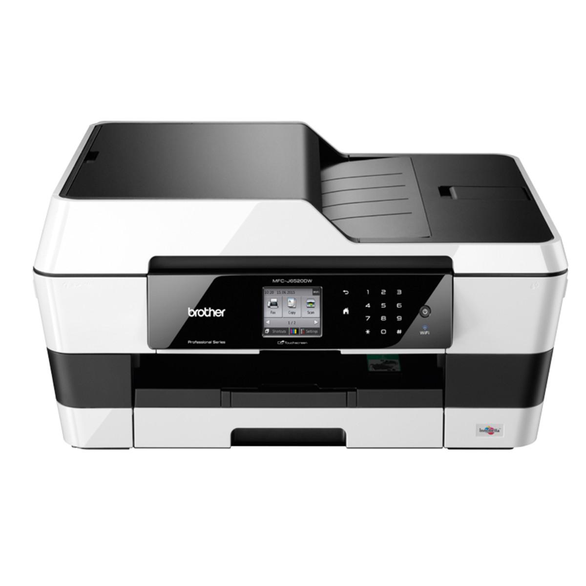 Brother MFC-J6520DW Inkjet Printer