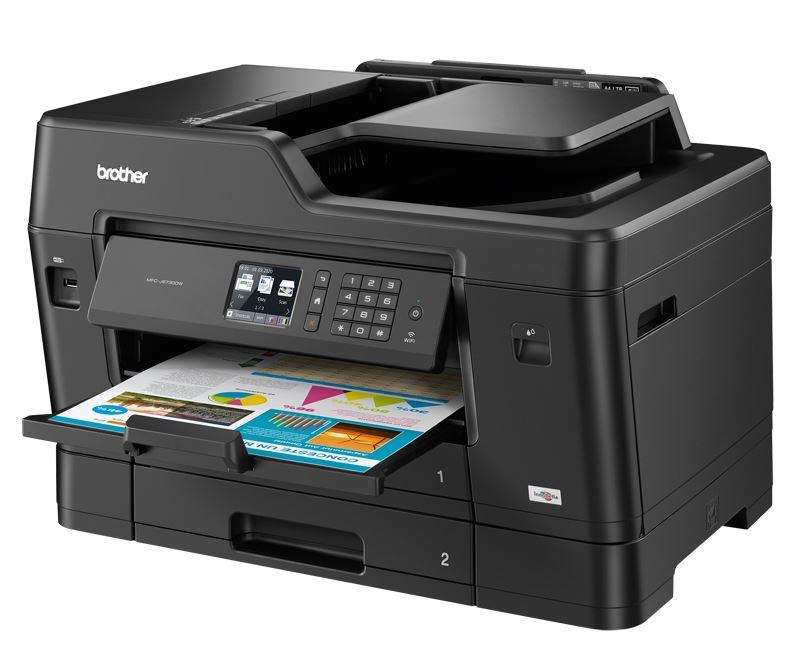 Brother MFC-J6730DW Inkjet Printer