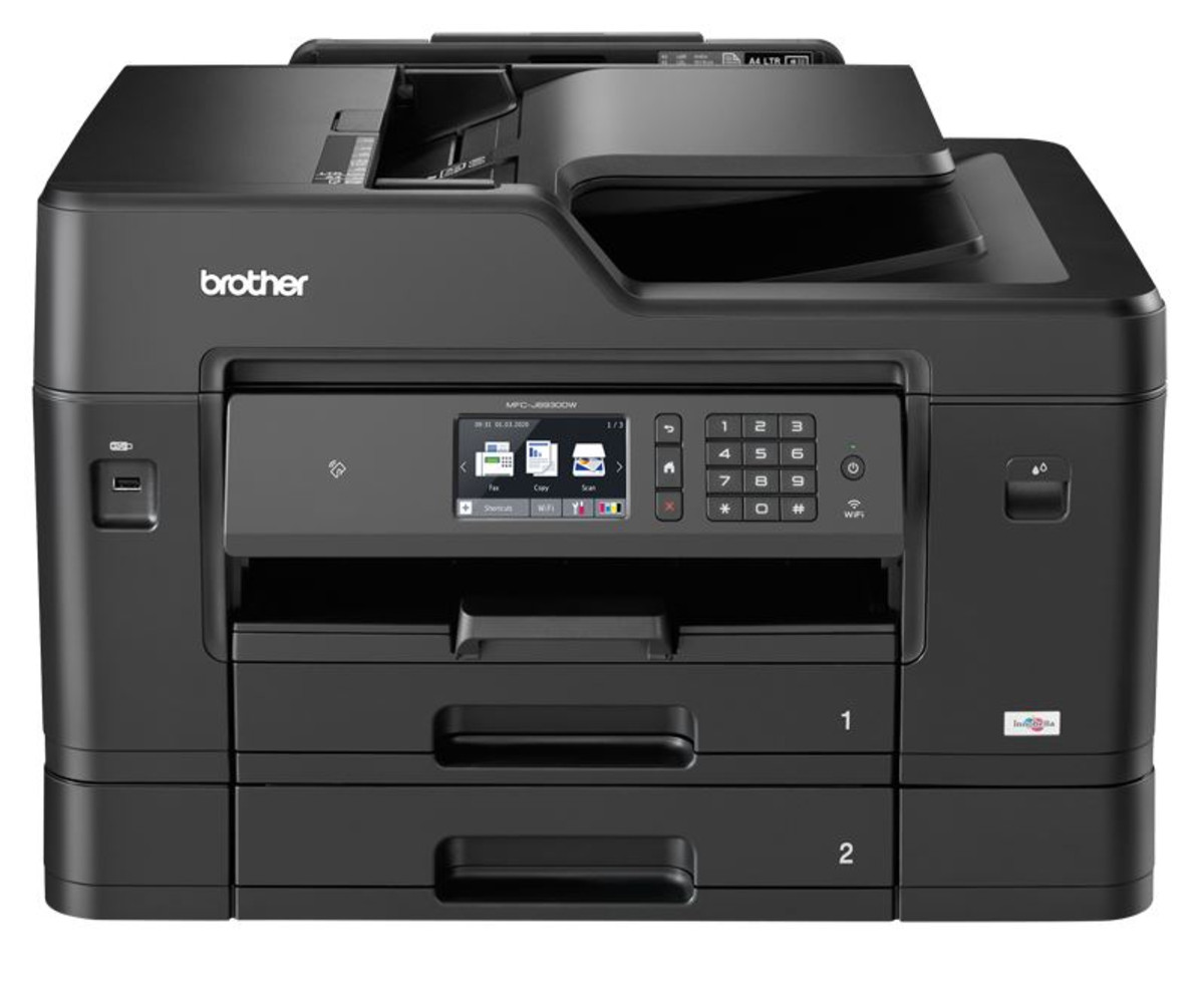 Brother Mfc J6930dw All In One A3 Inkjet Printers And Ink
