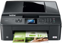 Brother MFC j432w Inkjet Printer