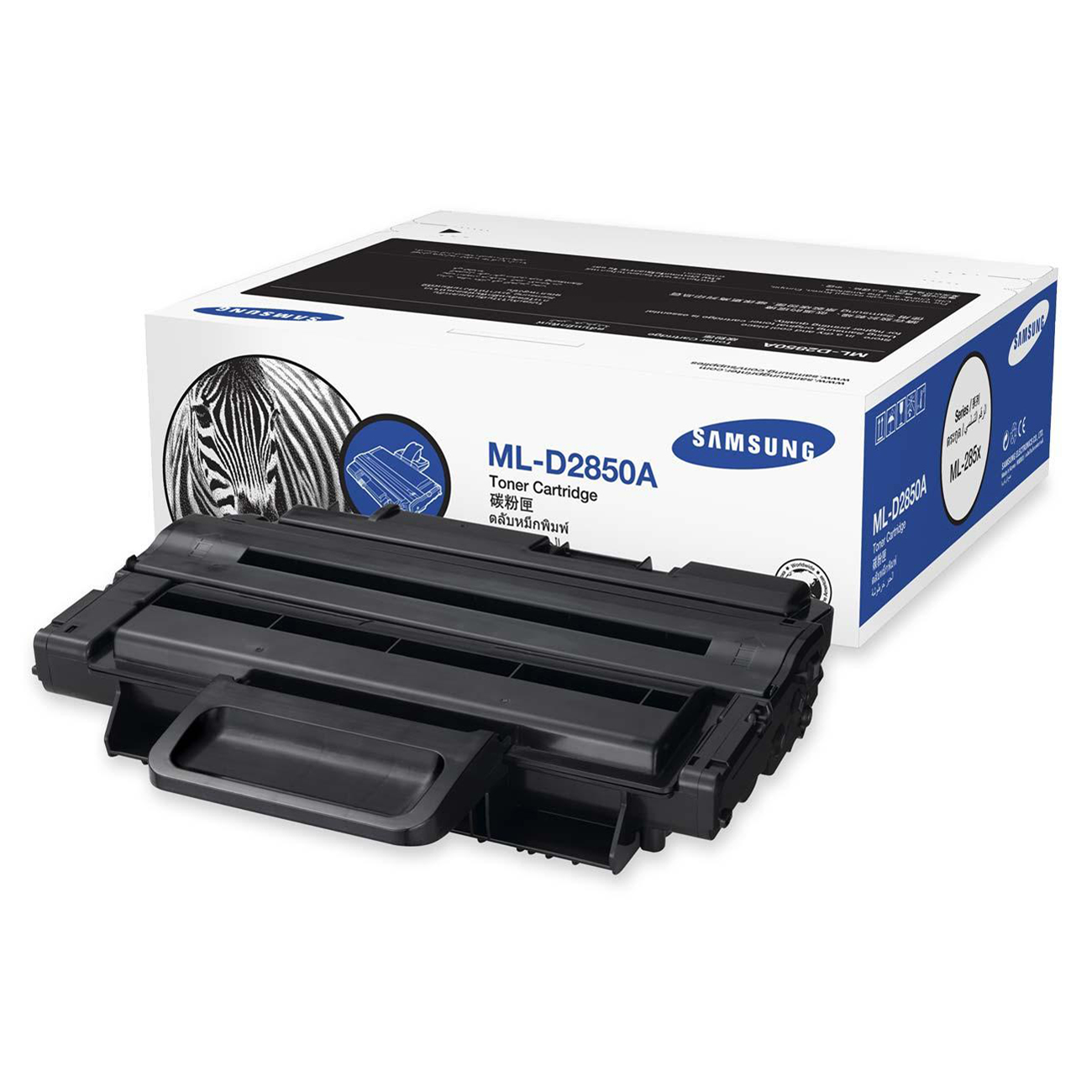 Samsung D2850 Black Toner Cartridge (Original)