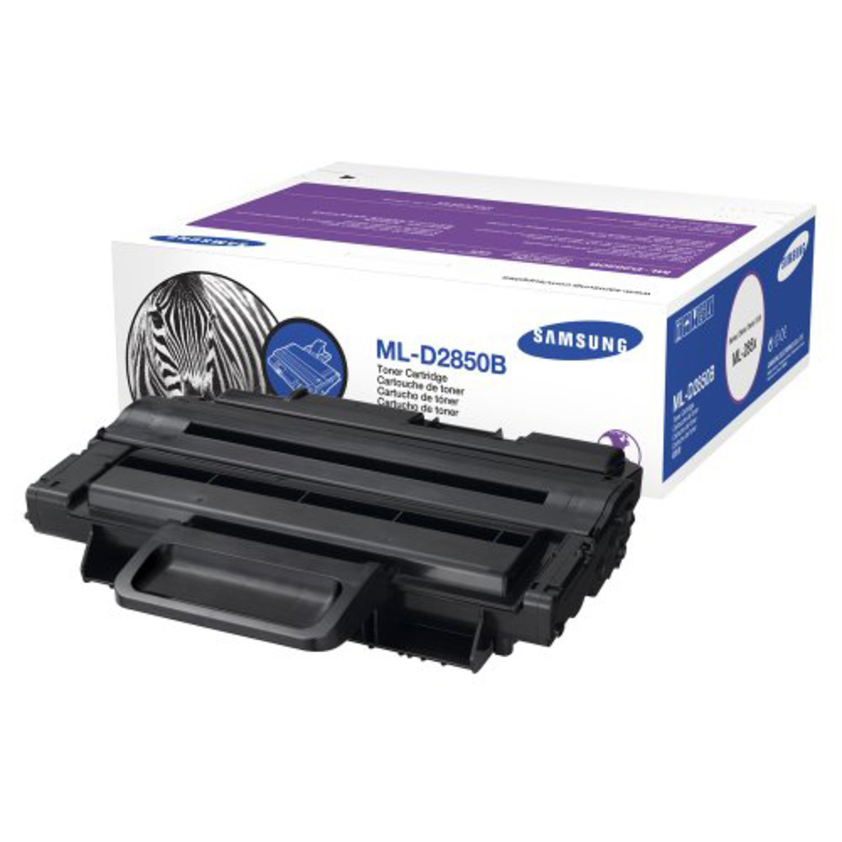 Samsung ML-D2850B Black Toner Cartridge