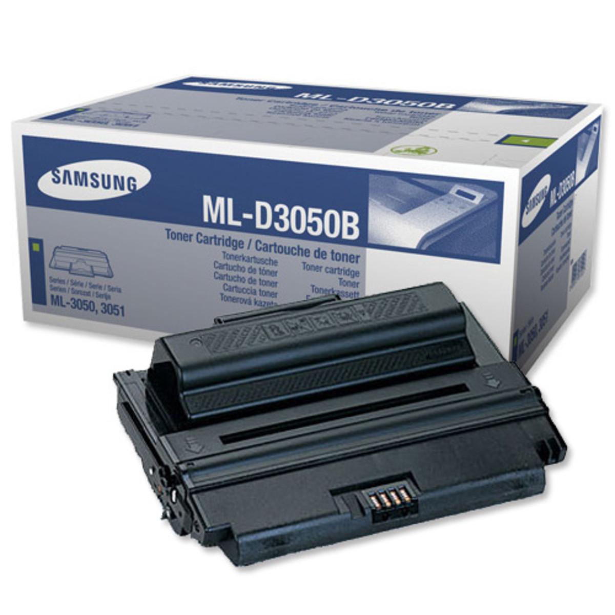 Samsung ML-D3050B Black Toner Cartridge