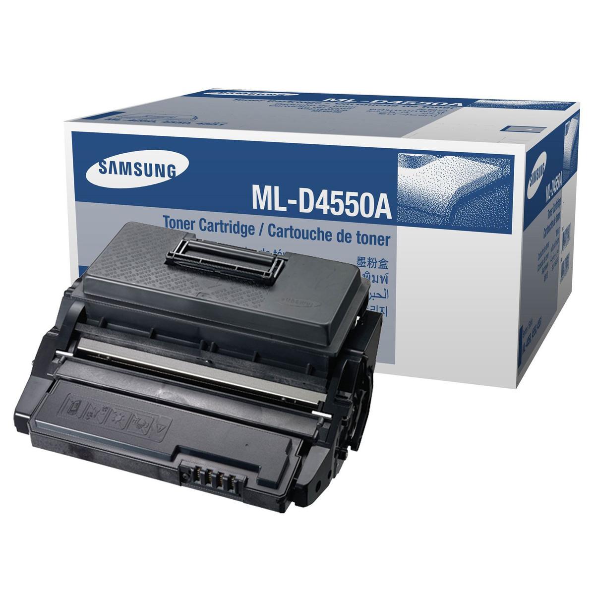 Samsung ML-D4550A Black Toner Cartridge
