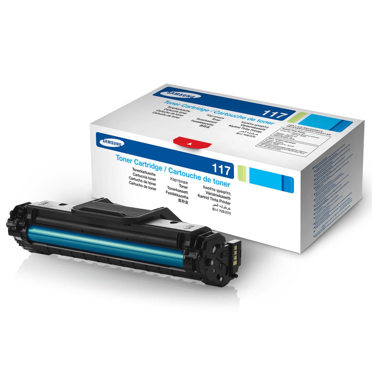 Samsung MLT-D117S Black Toner Cartridge