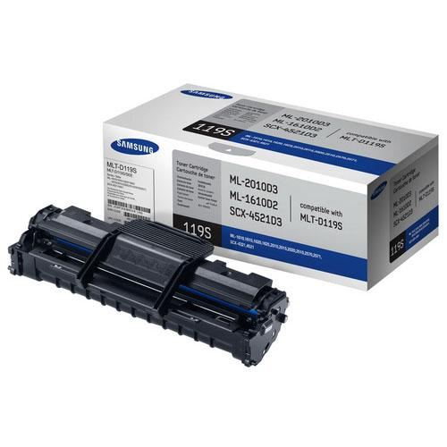 Samsung 119S Black Toner Cartridge (Original)