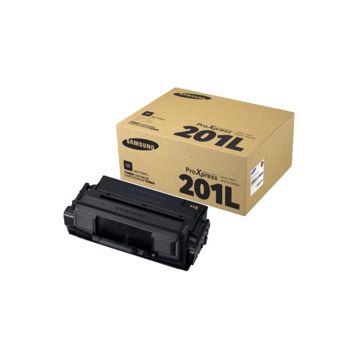 Samsung MLT-D201L Black Toner Cartridge
