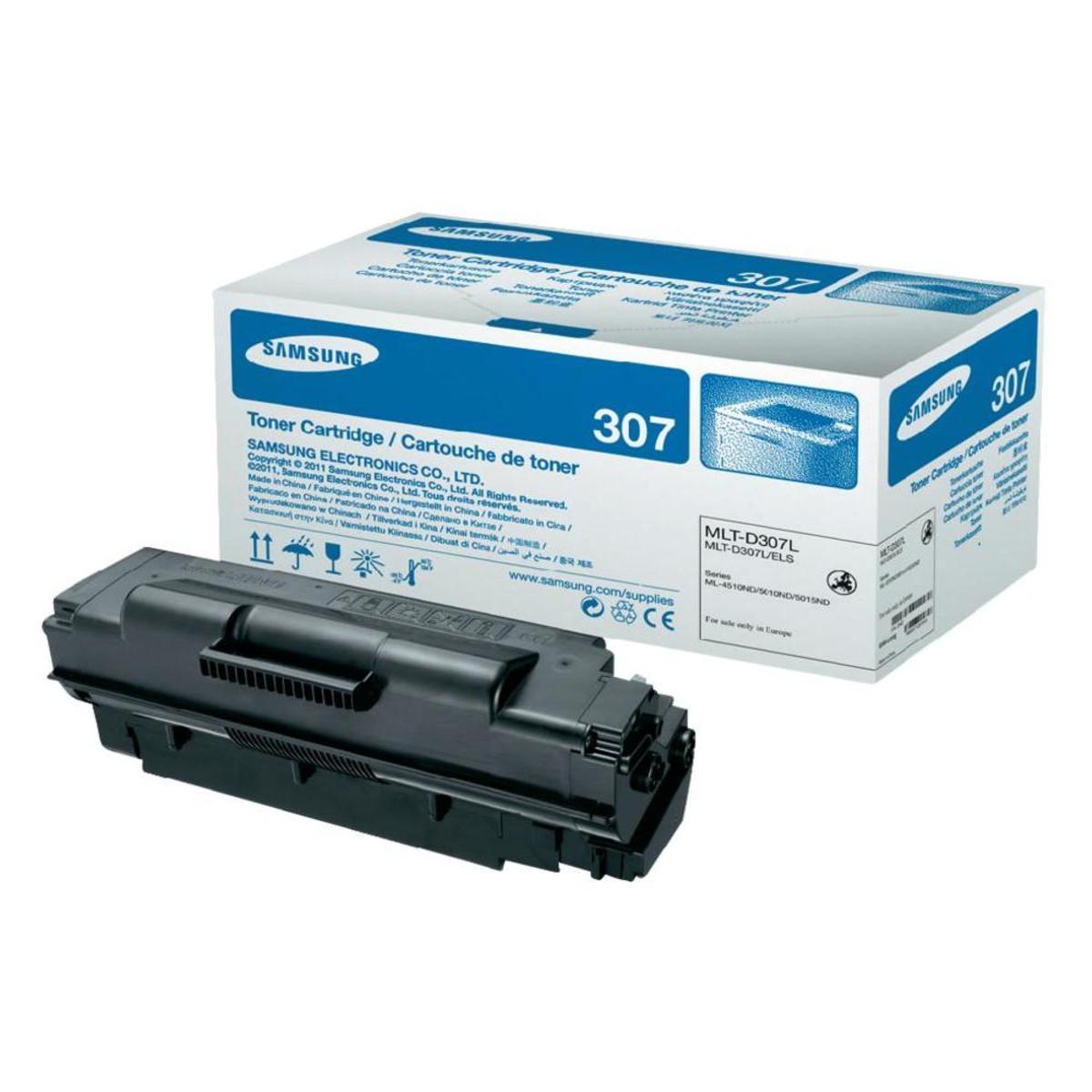 Samsung MLT-D307L Black Toner Cartridge