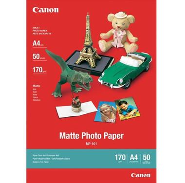 Canon Matte Photo Paper (A4, 170gsm)