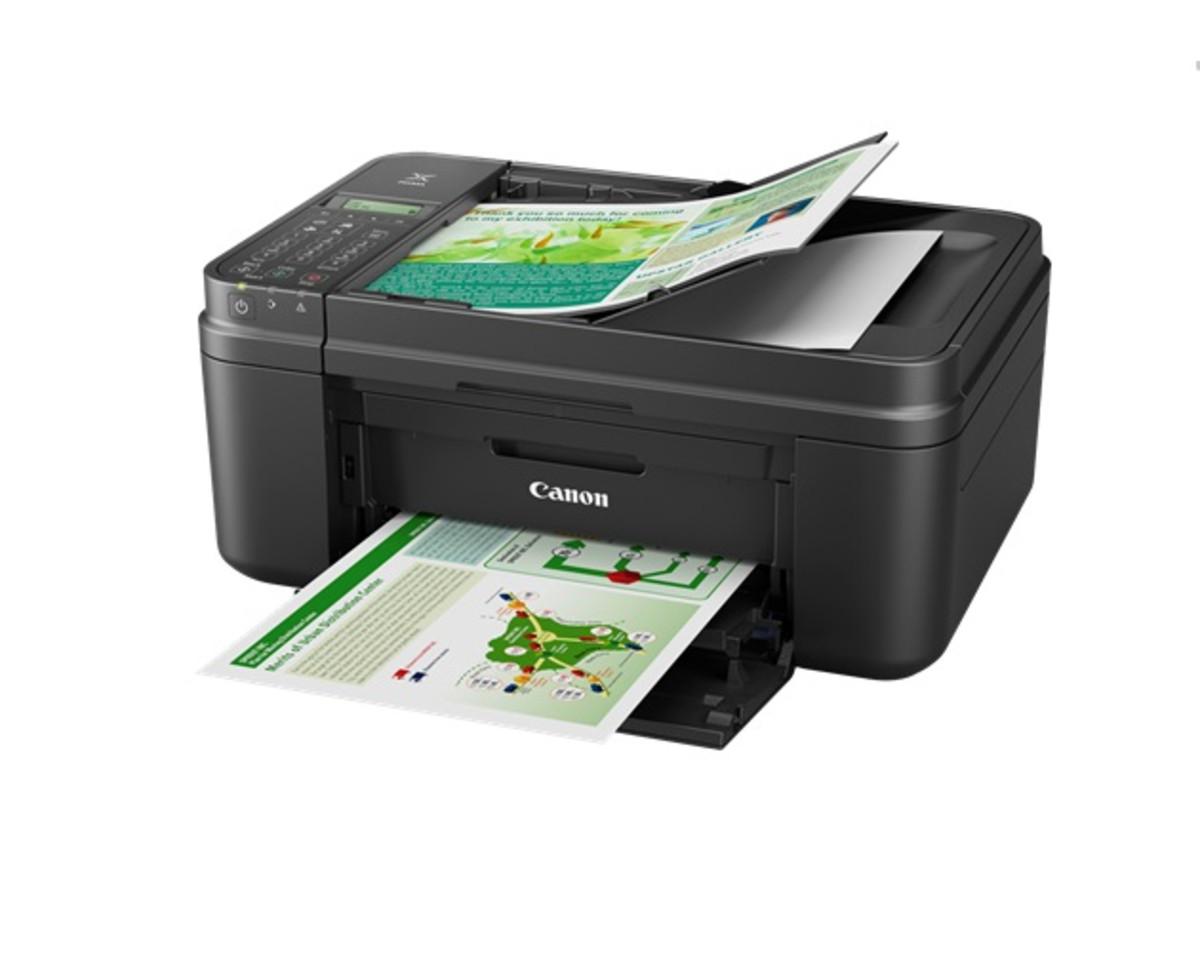 Canon MX496 Office Inkjet Printer