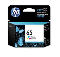 HP 65 (N9K01AA) Colour Ink Cartridge