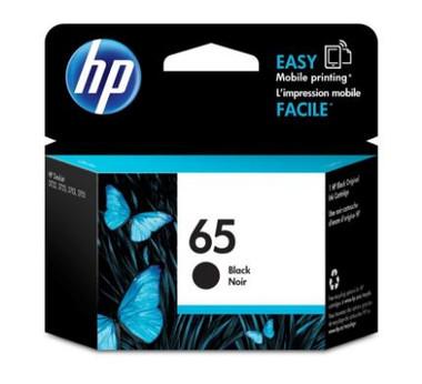 HP 65 Black Ink Cartridge (Original)
