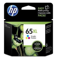 HP 65XL Tri-Colour Ink Cartridge (Original)