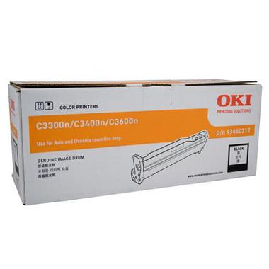 OKI O3300B Black Toner Cartridge
