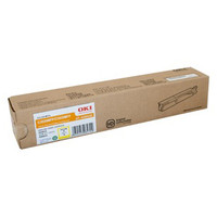 Oki O3530Y Yellow Toner Cartridge