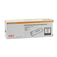 Oki O5250B Black Toner Cartridge