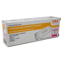 Oki O5250M Magenta Toner Cartridge