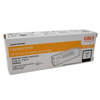 Oki O5600B Black Toner Cartridge
