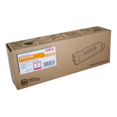 OKI O5600M Magenta Toner Cartridge (Original)
