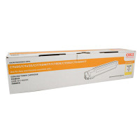 Oki O9600Y Yellow Toner Cartridge