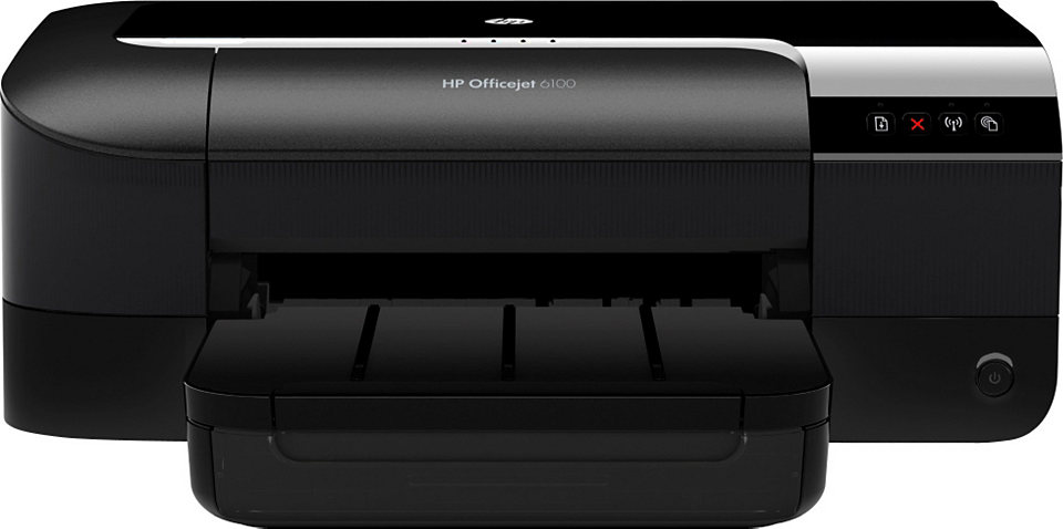 HP OfficeJet 6100 Inkjet Printer