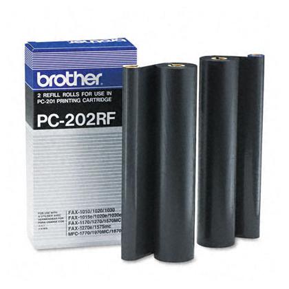 Brother Black Fax Cartridge (Original)