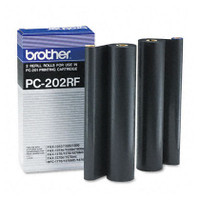 Brother PC-202 Print refill rolls - 2 Pack