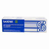 Brother PC-302 Print refill rolls - 2 Multi Pack