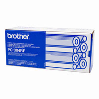 Brother PC-304 Print refill rolls - 4 Multi Pack