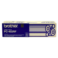 Brother PC-402 Print refill rolls - 2 Multi Pack