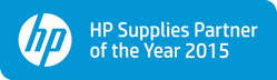 HP Supplies Partner of the Year