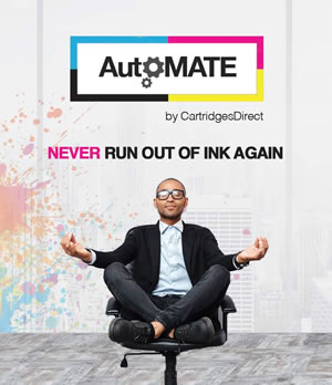 AutoMate: Never run out of ink again