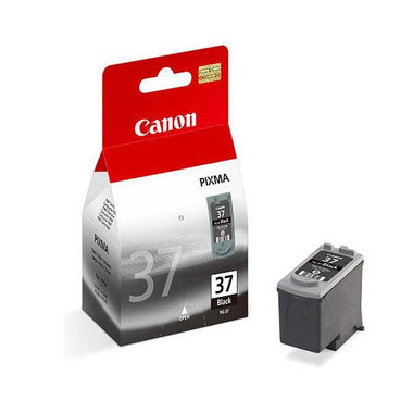 Canon PG37, PG38 Black Ink Cartridge (Original)