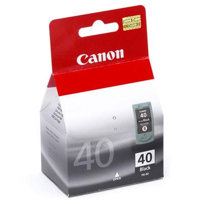 Canon PG40 Black Ink Cartridge (Original)