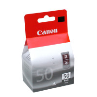 Canon PG-50 FINE Black Ink Cartridge - High Yield