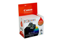 Canon PG40 / CL41CP Ink Cartridges - Multi Pack