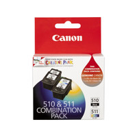 Canon PG510 / CL511 Ink Cartridges - Multi Pack