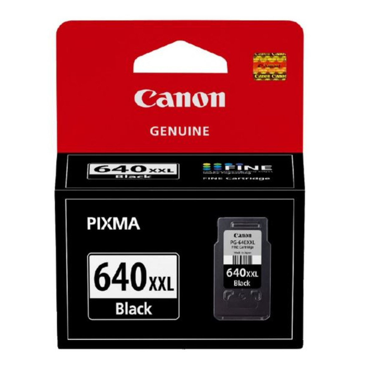 Canon PG640XXL Black Ink Cartridge - Extra High Yield