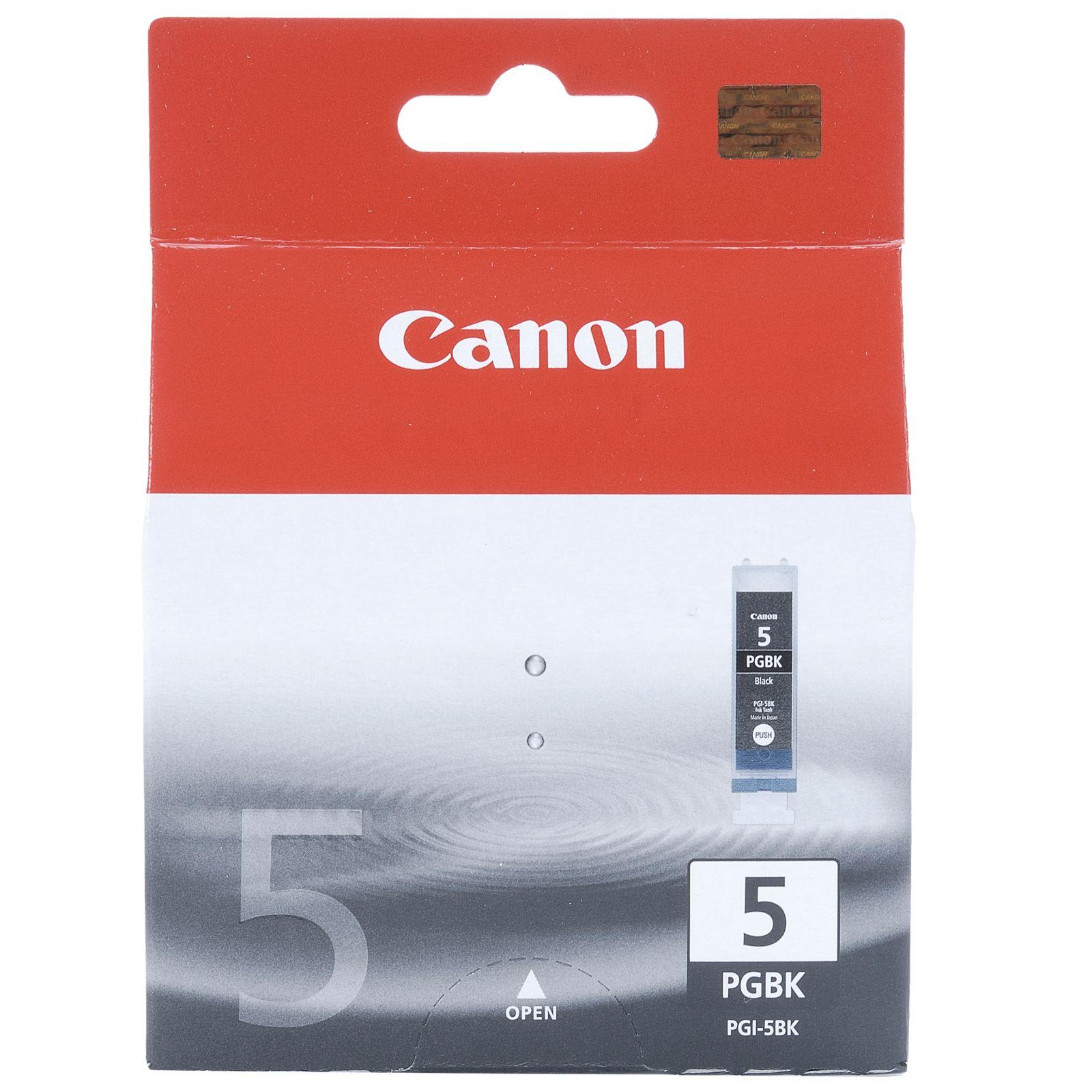 Canon PGI5BK Black Ink Cartridge (Original)
