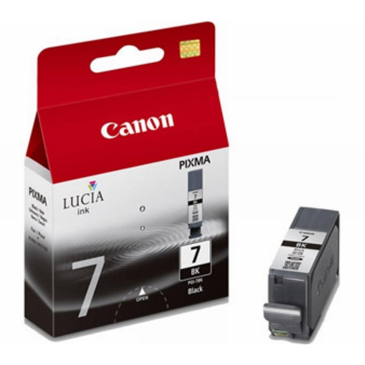 Canon PGI-7BK Black Ink Cartridge