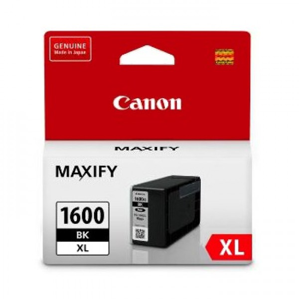 Canon PGI1600XLBK Black Ink Cartridge (Original)