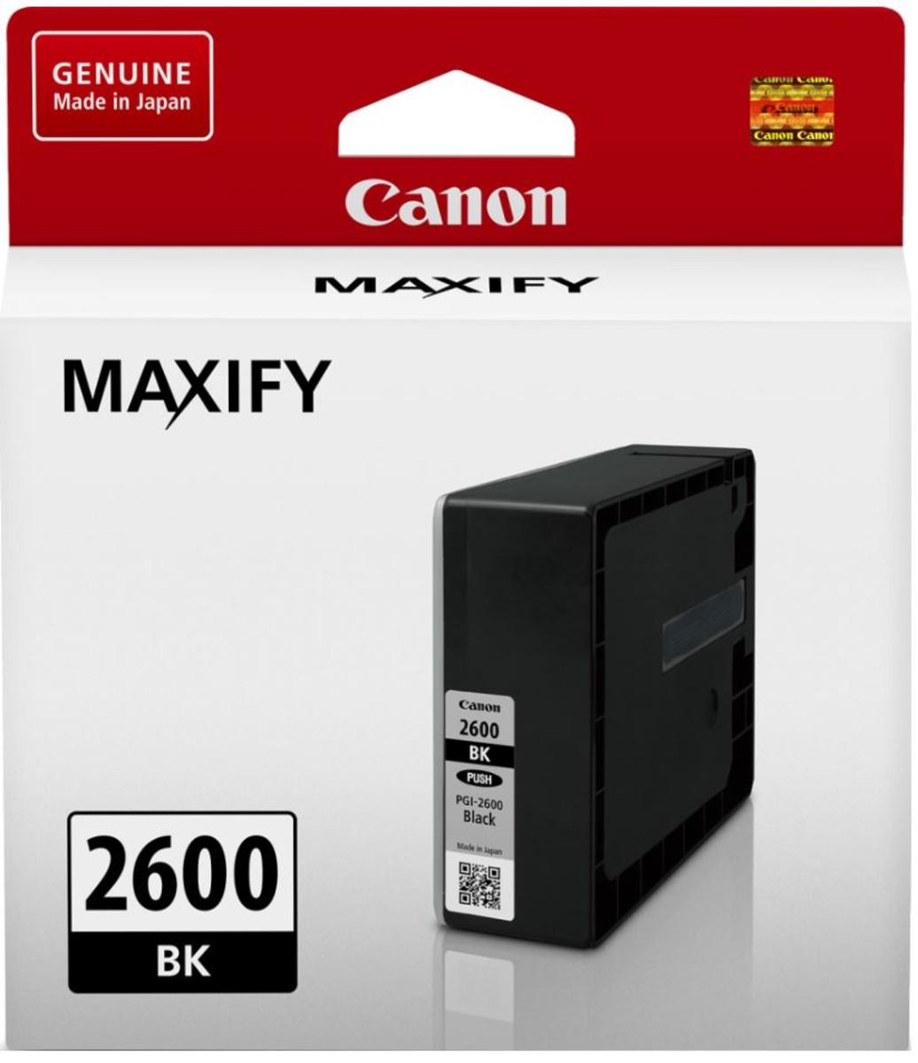 Canon PGI-2600BK Black Ink Cartridge