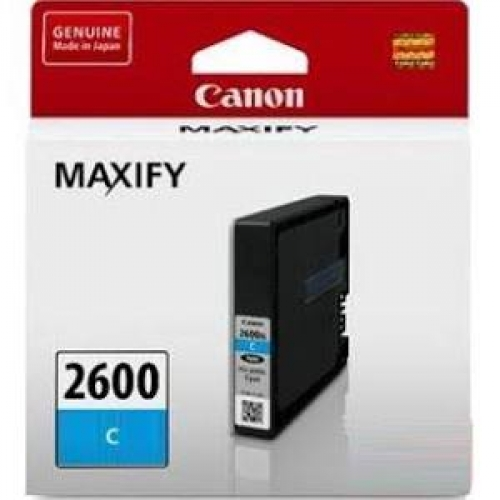 Canon PGI2600C Cyan Ink Cartridge (Original)