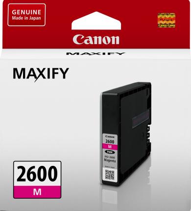 Canon PGI2600M Magenta Ink Cartridge (Original)