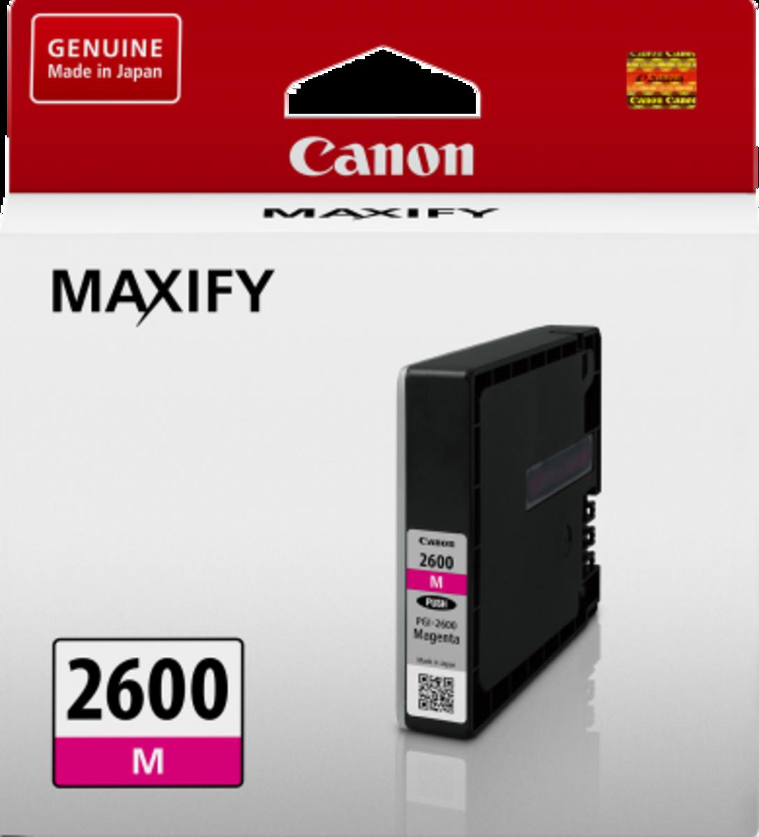 Canon PGI-2600M Magenta Ink Cartridge