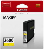 Canon PGI-2600Y Yellow Ink Cartridge